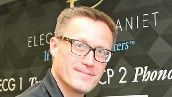 Matthias Roth - Electrocompaniet - iEar'