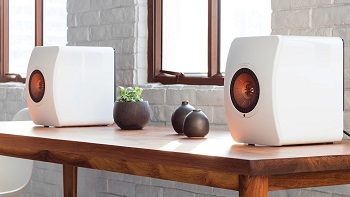 KEF LS50 Wireless iEar'