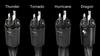 AudioQuest Power cables