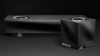Naim Mu-So 2 + Qb 2